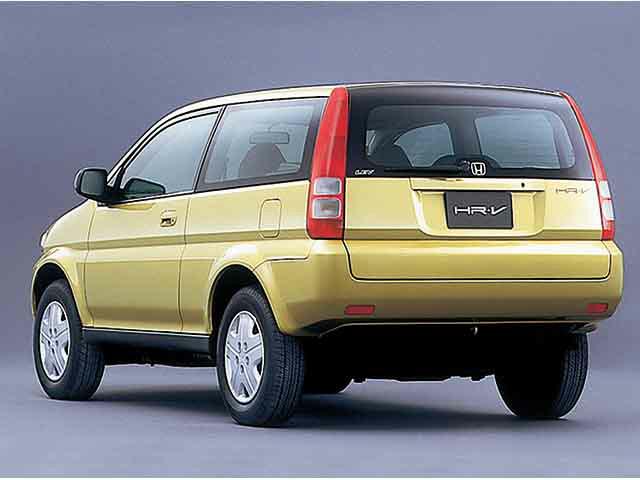 ホンダ HR-V 1998年9月〜モデル グレード・価格・口コミ情報 - carview!
