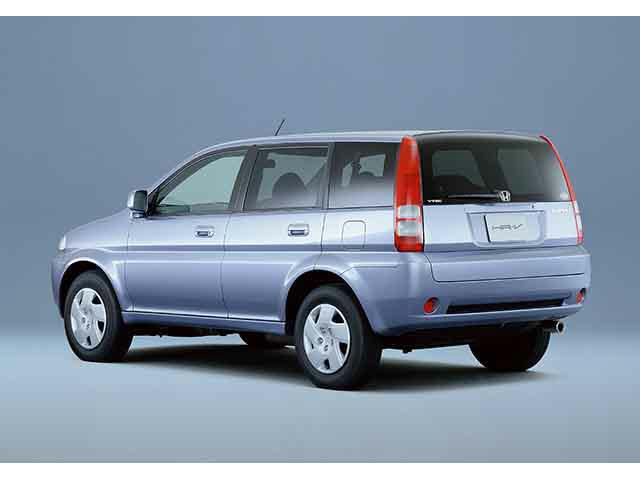ホンダ HR-V 新型・現行モデル