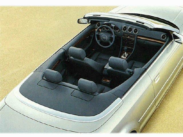 アウディ A4カブリオレ 新型・現行モデル