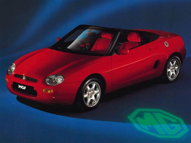 MG F 新型モデル