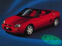 MG F 1995年10月〜モデルのカタログ画像