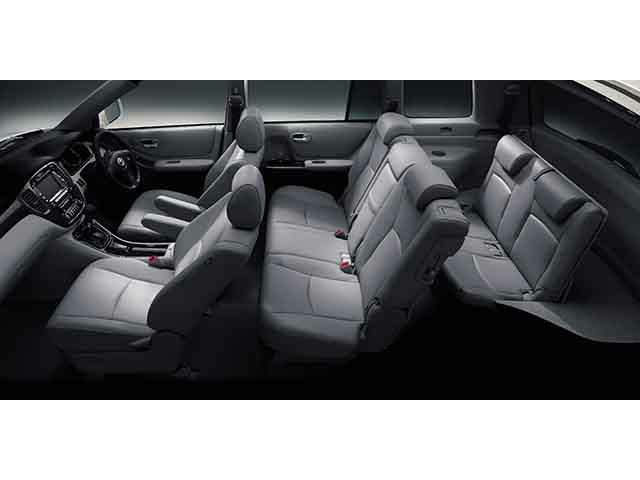 トヨタ クルーガー 新型・現行モデル
