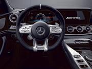 メルセデスAMG GT 4ドアクーペ 新型・現行モデル