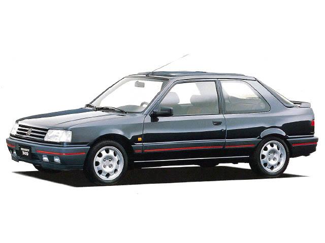 プジョー 309 新型・現行モデル