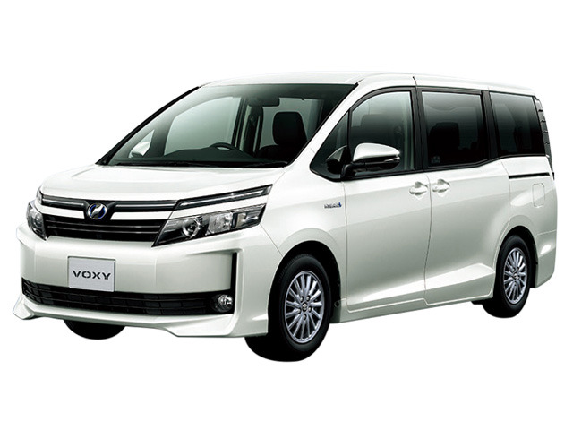 トヨタ ヴォクシー 2014年4月〜モデル