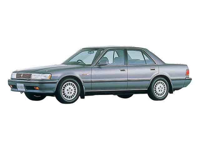 トヨタ マークIIセダン 新型・現行モデル