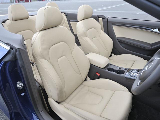 アウディ A5カブリオレ 新型・現行モデル