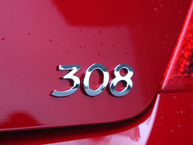 プジョー 308 2008年6月〜モデル