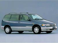 日産 クエスト 1996年2月〜モデルのカタログ画像