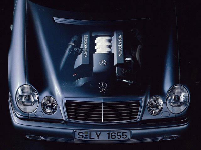 メルセデス・ベンツ Eクラス 1997年8月〜モデル