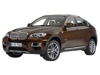 BMW X6 2012年6月〜モデルのカタログ画像