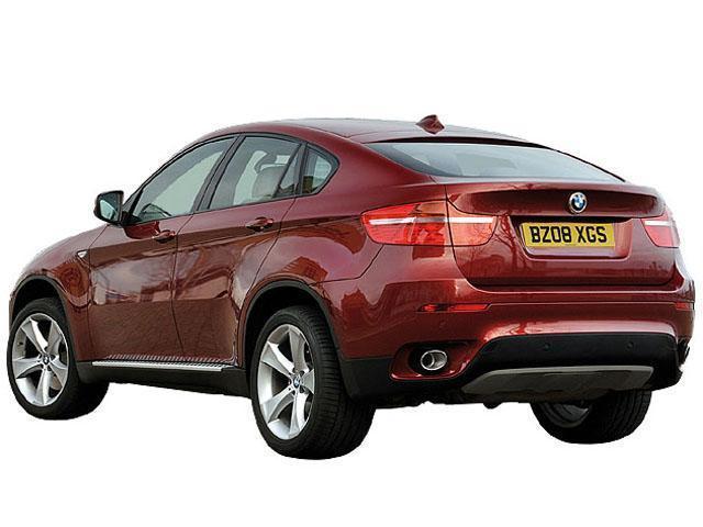 BMW X6 2008年11月〜モデル