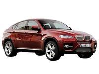 BMW X6 2011年7月〜モデルのカタログ画像