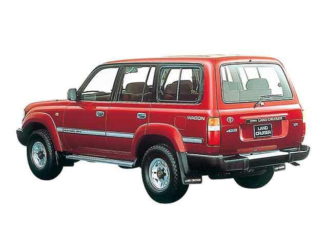 トヨタ ランドクルーザー80 新型・現行モデル