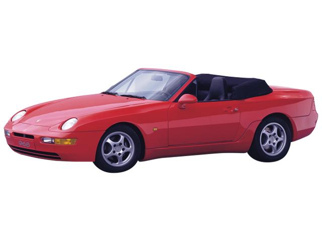 ポルシェ 968カブリオレ 新型・現行モデル