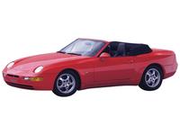 ポルシェ 968カブリオレ 1992年10月〜モデルのカタログ画像