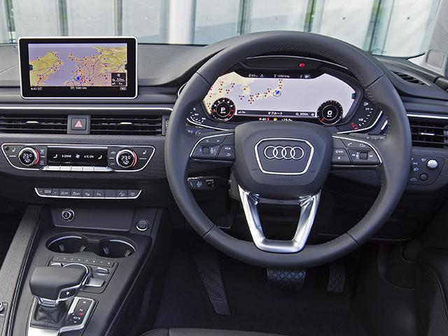 アウディ A4オールロードクワトロ 2019年1月〜モデル