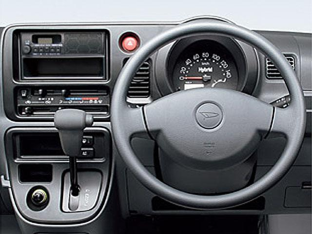 ダイハツ ハイゼットカーゴハイブリッド 新型・現行モデル