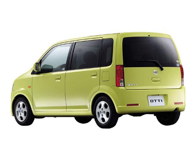 日産 オッティ 2006年10月〜モデル