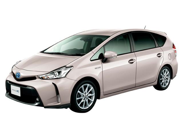 トヨタ プリウスα 新型・現行モデル