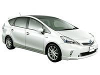 トヨタ プリウスα 2011年5月〜モデルのカタログ画像