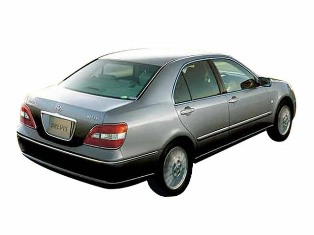 トヨタ ブレビス 2004年4月〜モデル