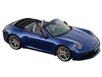 ポルシェ 911カブリオレ 2019年7月〜モデルのカタログ画像