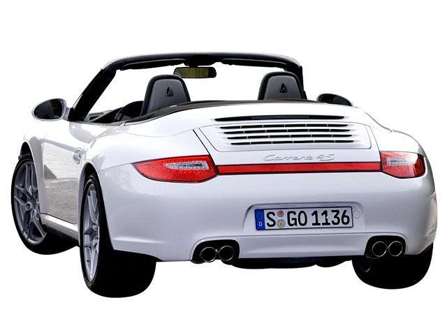 ポルシェ 911カブリオレ 2009年7月〜モデル