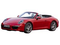 ポルシェ 911カブリオレ 2014年4月〜モデルのカタログ画像