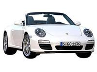 ポルシェ 911カブリオレ 2011年6月〜モデルのカタログ画像