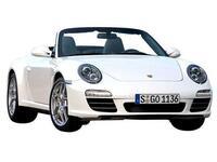 ポルシェ 911カブリオレ 2010年7月〜モデルのカタログ画像
