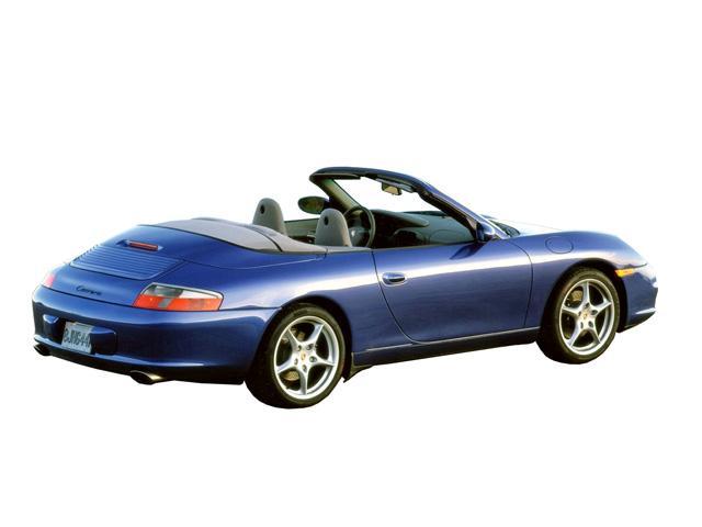 ポルシェ 911カブリオレ 2001年9月〜モデル