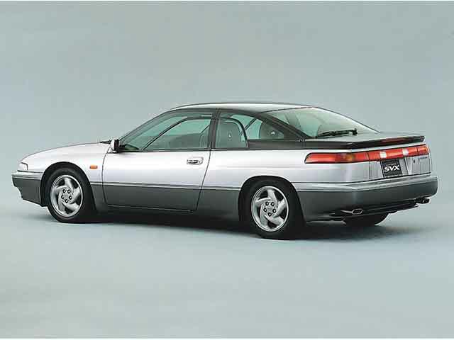 スバル アルシオーネSVX 1991年9月〜モデル