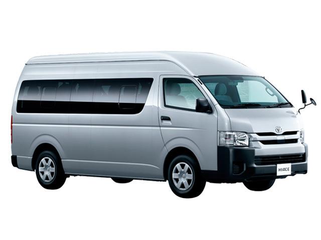 トヨタ ハイエースコミューター 新型・現行モデル