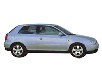 アウディ A3 1999年1月〜モデルのカタログ画像