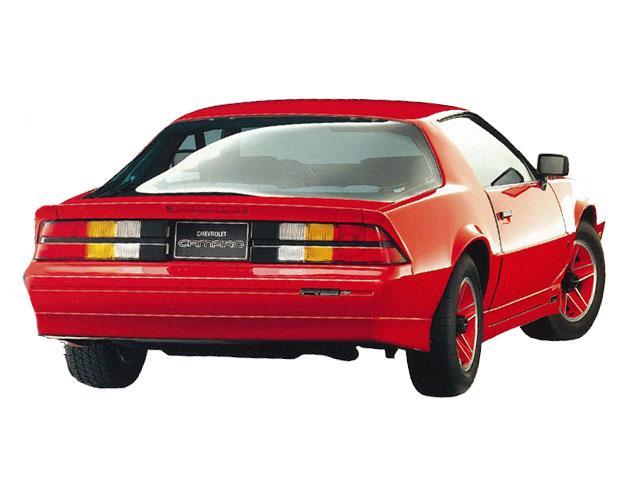 シボレー カマロ 1991年11月〜モデル