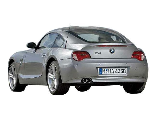 BMW Z4クーペ 新型・現行モデル