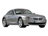 BMW Z4クーペ 2006年4月〜モデルのカタログ画像