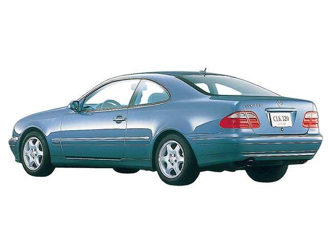 メルセデス・ベンツ CLKクラス 1999年10月〜モデル