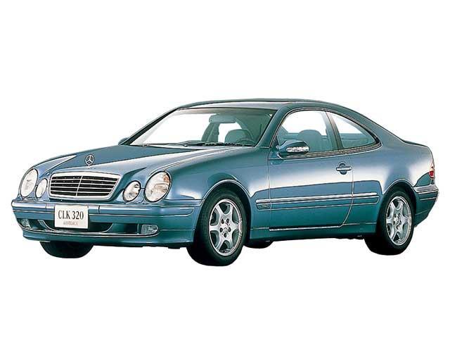 メルセデス・ベンツ CLKクラス 2000年8月〜モデル