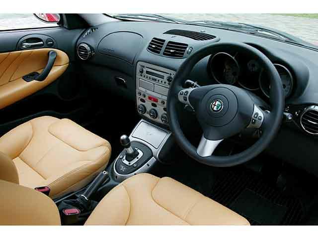 アルファ ロメオ アルファGT 2008年8月〜モデル