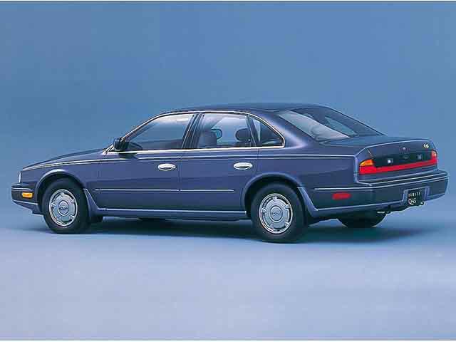 日産 インフィニティQ45 新型・現行モデル