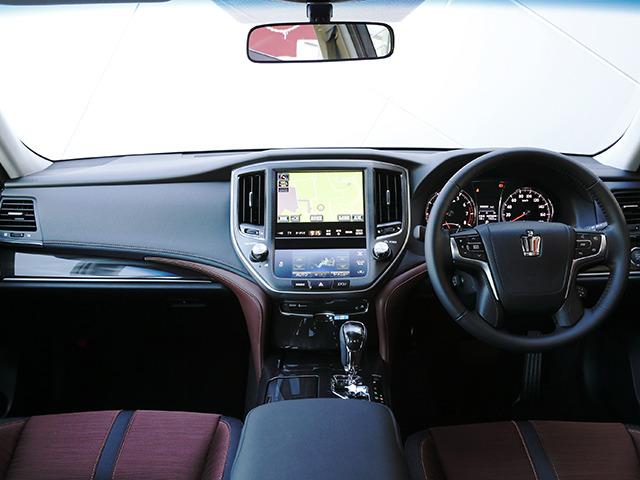 トヨタ クラウンアスリート 新型・現行モデル