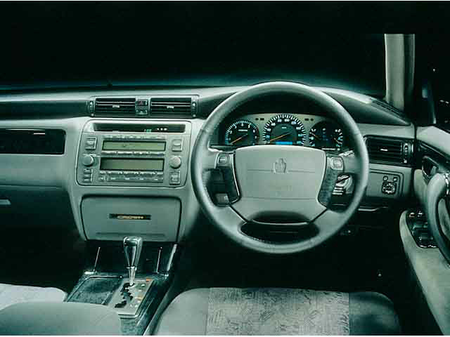 トヨタ クラウンアスリート 1999年9月〜モデル