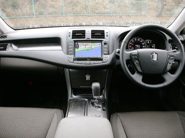 トヨタ クラウンアスリート 2008年2月〜モデル