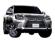 レクサス LX 新型・現行モデル