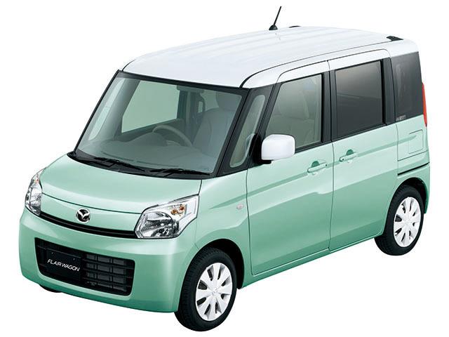 マツダ フレアワゴン 2013年4月〜モデル