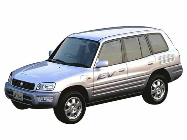 トヨタ RAV4 EV 新型モデル