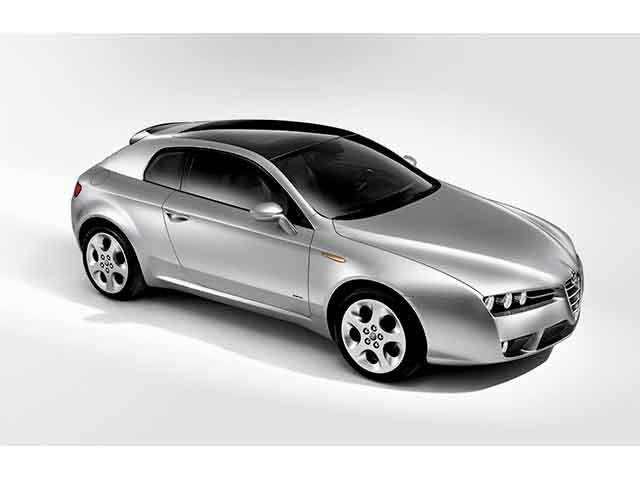 アルファ ロメオ アルファブレラ 2008年8月〜モデル