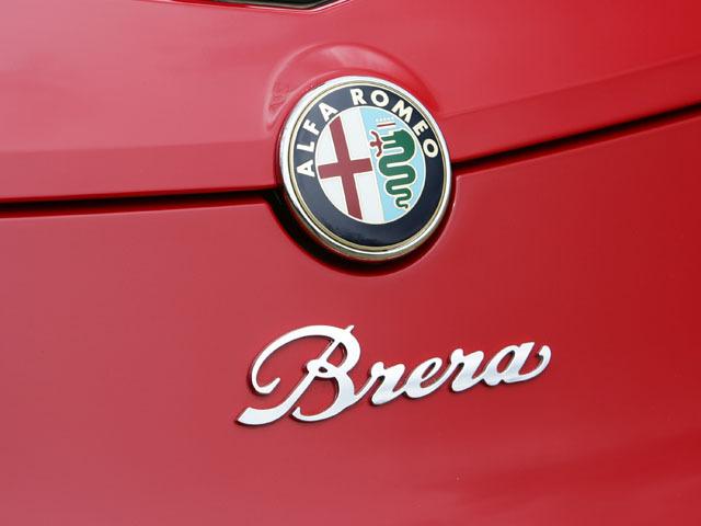 アルファ ロメオ アルファブレラ 2009年9月〜モデル